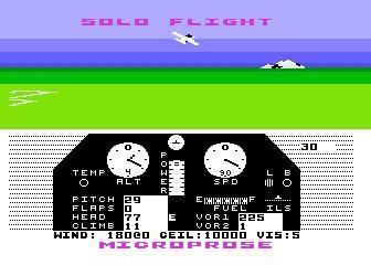 SOLO FLIGHT [ATR] image